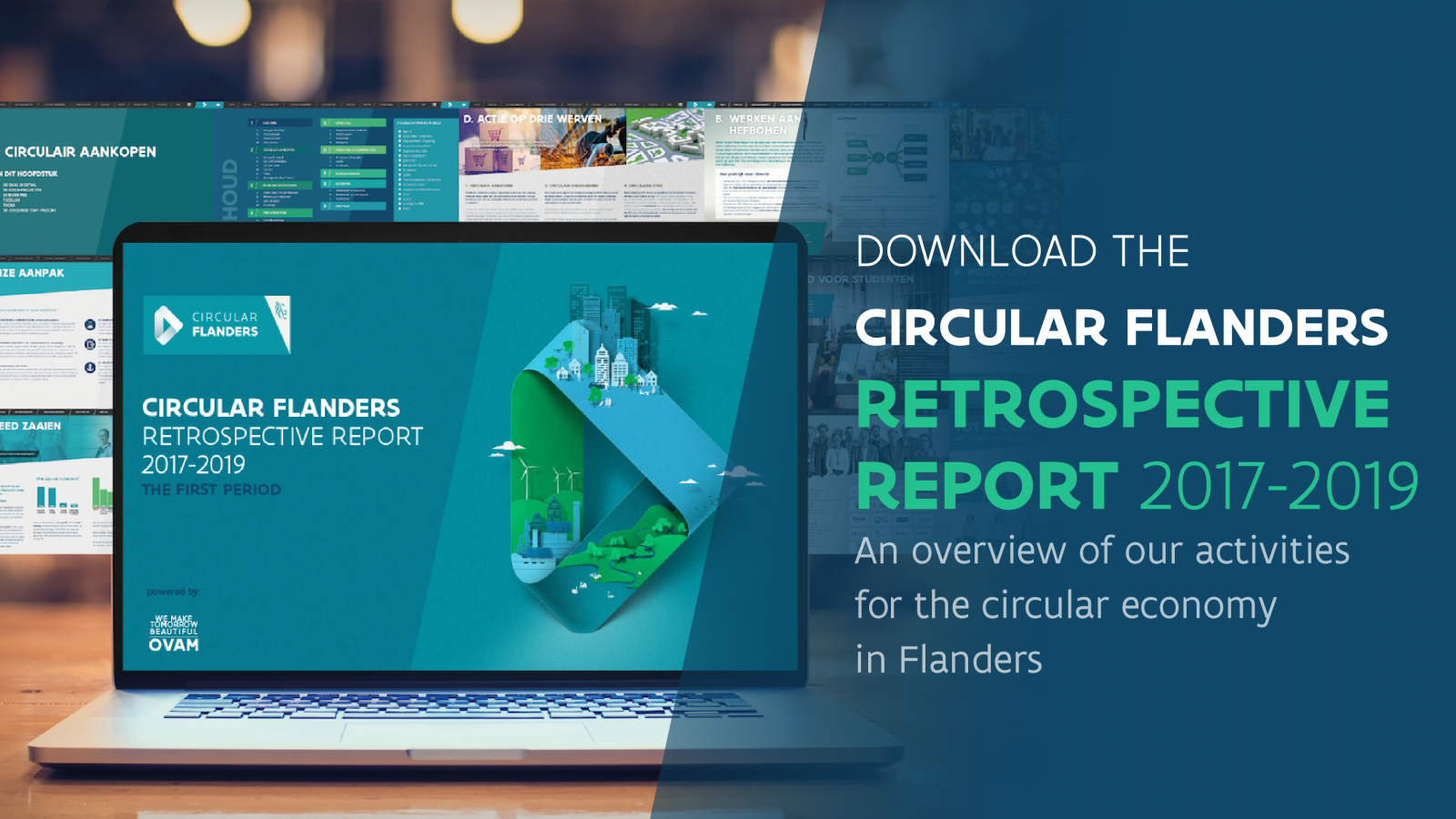 Download our Retrospective Report